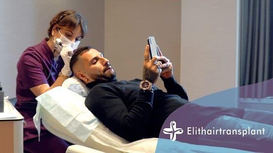 Haartransplantation Beratung Frankfurt : Ricardo Quaresma lässt eine Haarpigmentierung machen