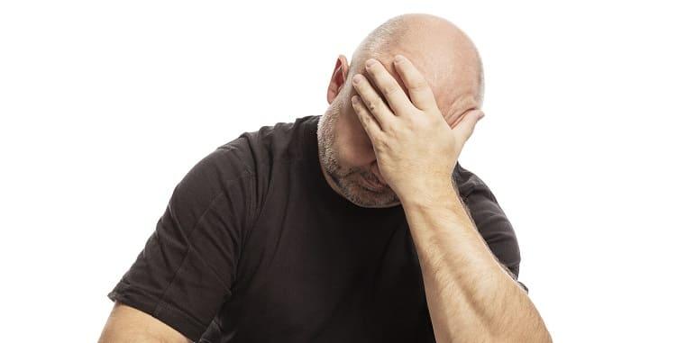Haarausfall im Urlaub - Stress