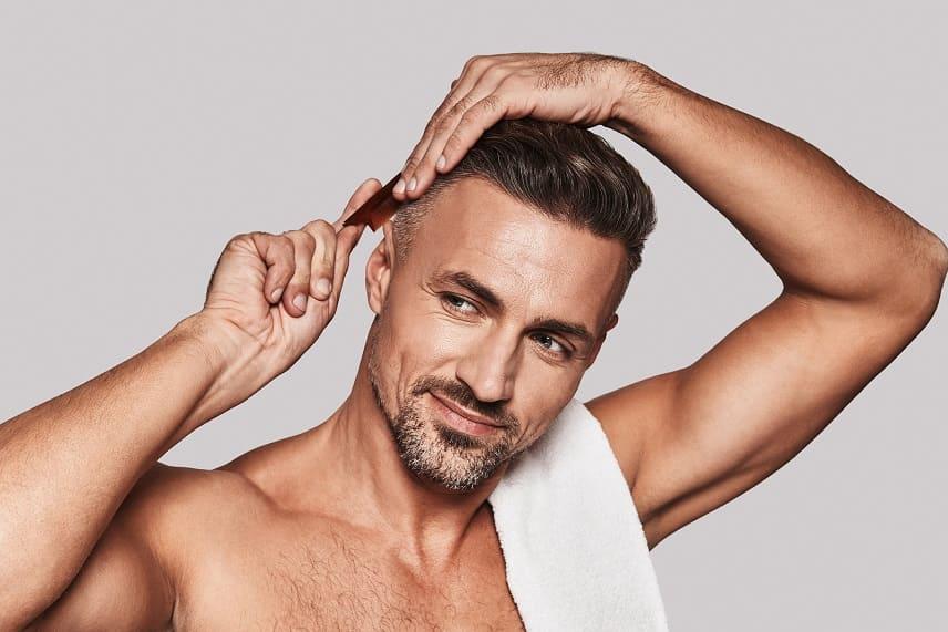 Haarausfall bei Männer rechtzeitig erkennen