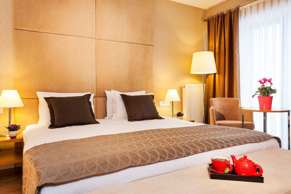 Trapianto capelli a Istanbul Turchia stanza hotel a 4 stelle