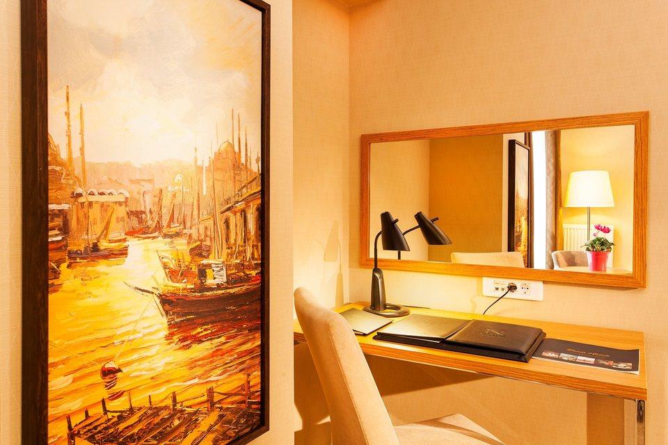 Soggiorno in camera hotel 4 stelle per trapianto capelli Turchia con Elithairtransplant