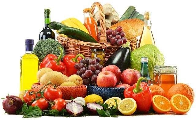 Frutta e verdura per il benessere dei capelli