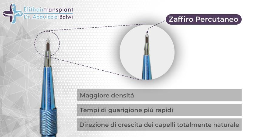 Trapianto Capelli Zaffiro