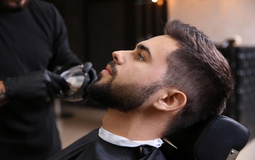 trapianto barba tempi di recupero