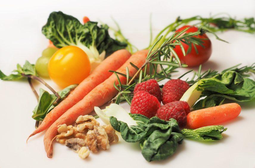 alimenti per rinforzare i capelli antiossidanti