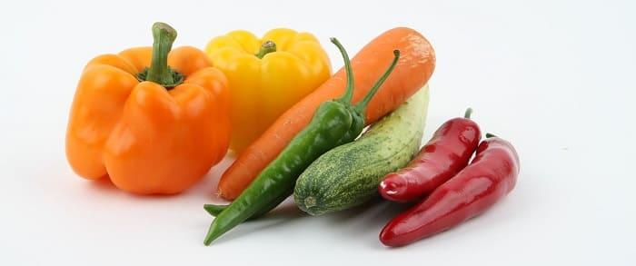verdure per rinforzare i capelli