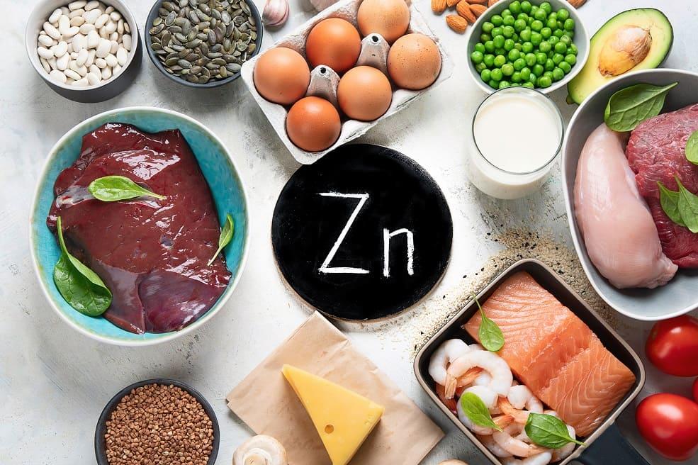 Tutti gli alimenti che contengono lo zinco per capelli