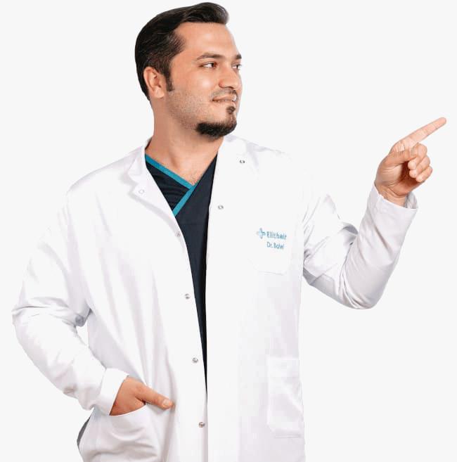 Dr. Balwi director médico Elithair