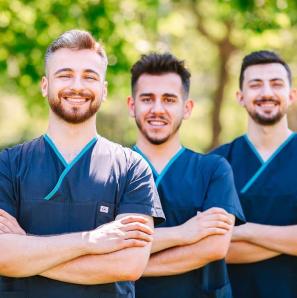 A equipa Elithair possui muita experiência em transplante capilar