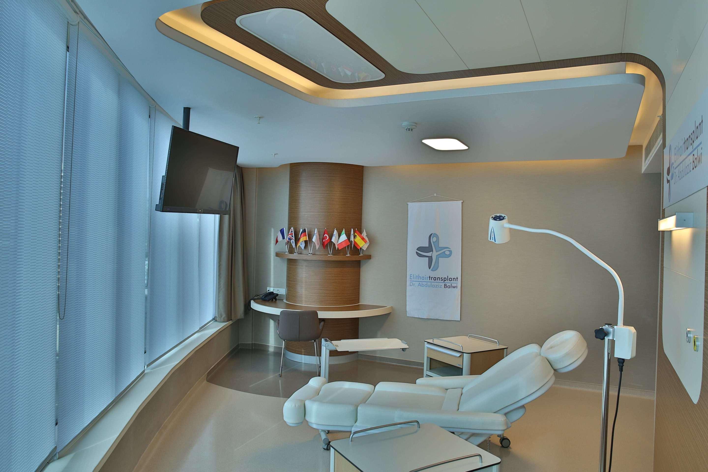 Mejor clinìca trasplante capilar en Estambul Turquia