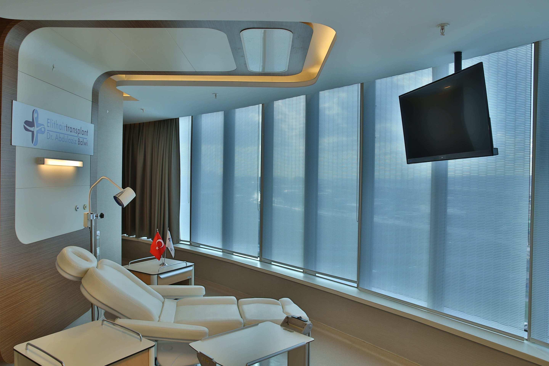 Clinìca trasplante capilar en Estambul