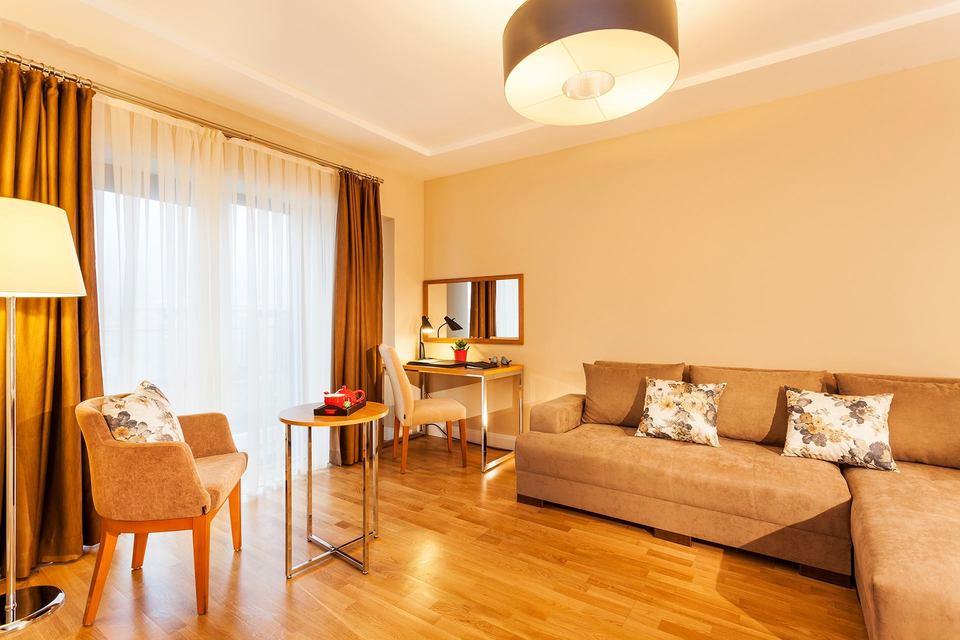 Habitación Hotel de lujo 4 estrellas en Estambul trasplante capilar Turquia