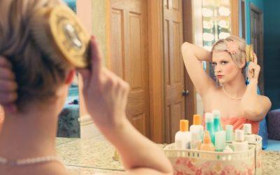 Pérdida de cabello en mujeres