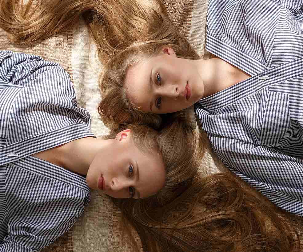 Trasplante de pelo entre gemelos idénticos