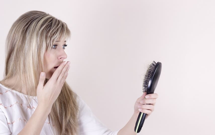 La pérdida de cabello hormonal