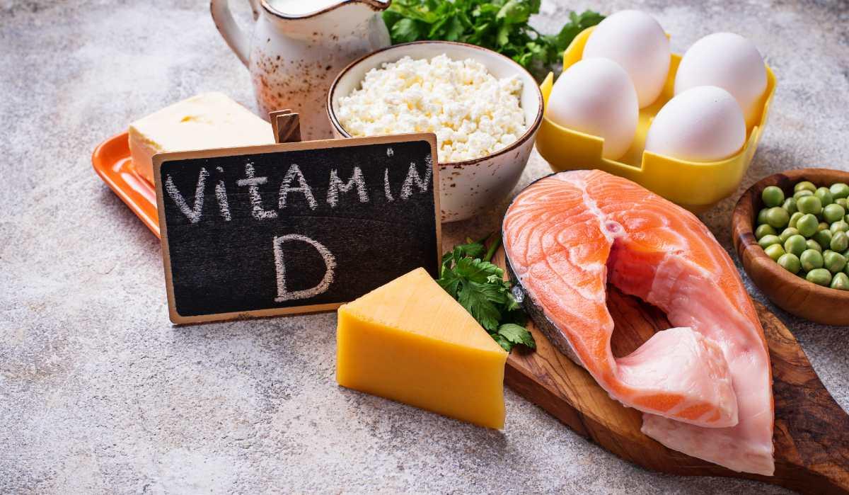 Alimentos con vitamina D para pelo fuerte